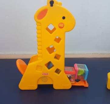Girafinha Fisher price - Sem faixa etaria - Fisher Price