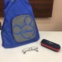 Armação Óculos Infantil Disney Dy1 2265 C118 Azul Masculino -  - Disney