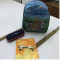 Armação Óculos Infantil Tigrão Pooh P01 2665 C09 Verde -  - Disney