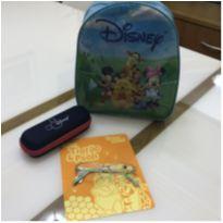 Armação Óculos Infantil Tigrão Pooh P01 2524 C09 Prata -  - Disney