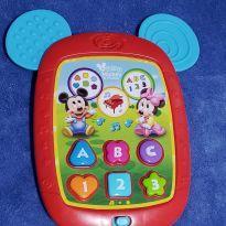 Tablet Bebê Mickey Disney Baby Musical -  - Não informada