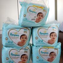 Fraldas pampers premium care XG - 300 unidades -  - PAMPERS