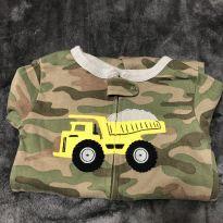 Macacão canuflado - pijama - 2 anos - Carter`s