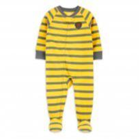 Pijama macaco fleece leao - tam 5 - 5 anos - Carter`s e Child of Mine