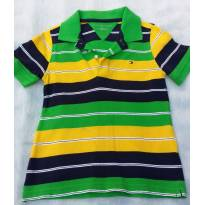 Camisa Polo Tommy - 4 anos - Tommy Hilfiger
