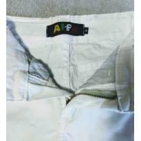 Calça branca - 6 anos - Outra