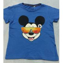 Camiseta Mickey - 3 anos - Disney
