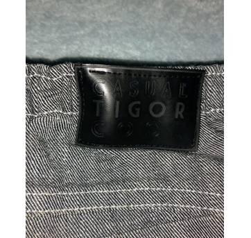 Bermuda Tigor - 9 a 12 meses - Tigor T.  Tigre
