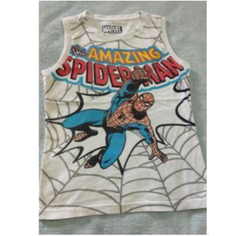 Regata Homem aranha - 4 anos - MARVEL