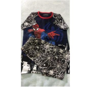 Pijama Homem Aranha - 6 anos - MARVEL