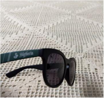 Óculos de sol infantil Harry Potter - Sem faixa etaria - Chilli Beans