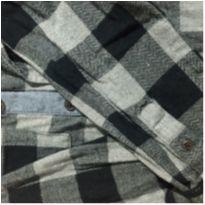 Camisa xadrez flanelada - 6 anos - OshKosh