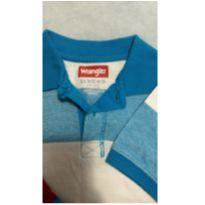 Combo Camiseta Polo - 4 anos - Wangler Originals