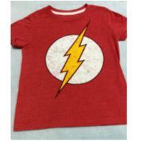 Camiseta The Flash - 5 anos - Old Navy