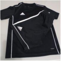Conjunto Climalite Adidas - 7 anos - Adidas