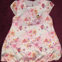 Vestido passarinho Lilica - 2 anos - Lilica Ripilica