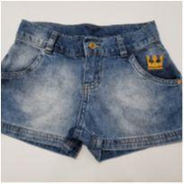 Shorts jeans - 4 anos - Colorittá
