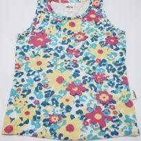 Blusa flores - 3 anos - Elian