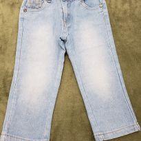 Calça jeans menina - 2 anos - Winter Wonderland