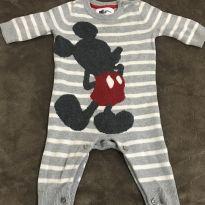 Macacão Mickey - baby gap - 0 a 3 meses - Baby Gap