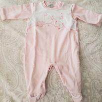 Macacão Baby fashion