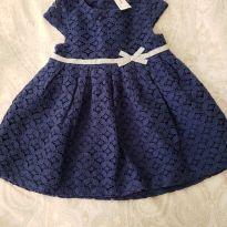 Vestido Carters 3 meses - 3 meses - Carters - Sem etiqueta