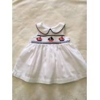 Vestido bebe - 3 meses - Importado
