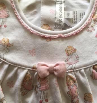 Macacão RN Baby Cottons - Recém Nascido - Baby Cottons