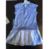 Vestido Burberry original - 6 meses - Burberry