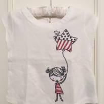 Camiseta GAP - 12 a 18 meses - GAP