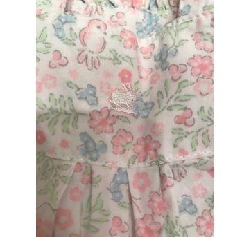 Jardineira / Body Baby Cottons - 6 meses - Baby Cottons