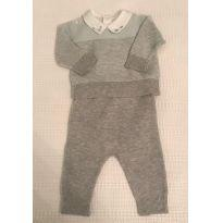 Conjunto 3 peças maternidade Bonpoint - 3 meses - Bonpoint