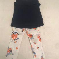 Conjunto Leg/ camiseta - 3 anos - GAP e Old Navy (USA)
