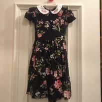 Vestido florido - 4 anos - PRIMO BAMBINO