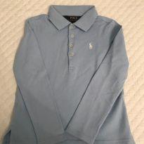 Camiseta Ralph Lauren - 4 anos - Ralph Lauren