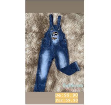 Lote de roupas NOVAS - 8 anos - By Gus e Não informada ( Replica)