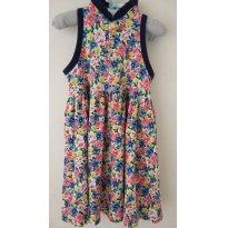 Vestido Florido Ralph Lauren - 3 anos - Ralph Lauren