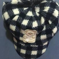 Chapéu boné com prendedor no queixo Plush - 9 a 12 meses - Everly
