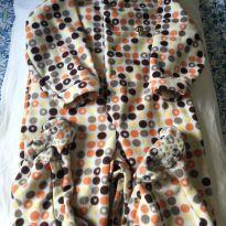 Pijama macacão Tip Top - 2 anos - Tip Top