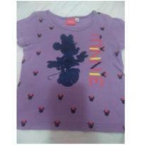 Blusa Minnie - 3 anos - Disney