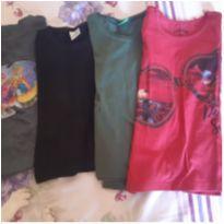 Camisetas manga comprida