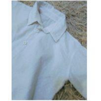 Camisa branca - 6 anos - Não informada ( Replica)
