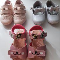 Lote de calçados lindos Ortope Klin tamanhos 20-21