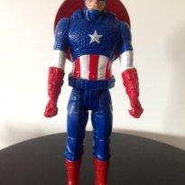 Capitão América - Sem faixa etaria - MARVEL
