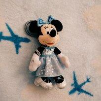 Minnie - chaveiro de pelúcia - Sem faixa etaria - Disney