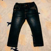 Calça Jeans Baby - 1 ano - Baby Club