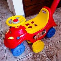 Primeiros Passos Passeio Toy Story - Carrinho - Sem faixa etaria - Bandeirante