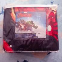 Manta de microfibra Avengers - Marvel (cobertor) - Sem faixa etaria - MARVEL