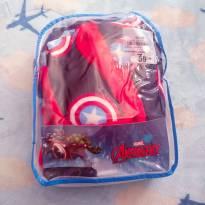 Roupão Capitão América - Marvel Avengers - 4 anos - MARVEL