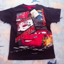 Camiseta Carros - 3 anos - pernambucanas e Disney